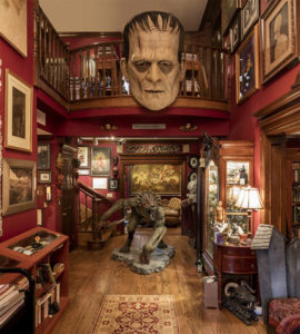 AGO: At Home with Monsters