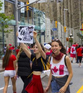 Canada Day 150th Birthday