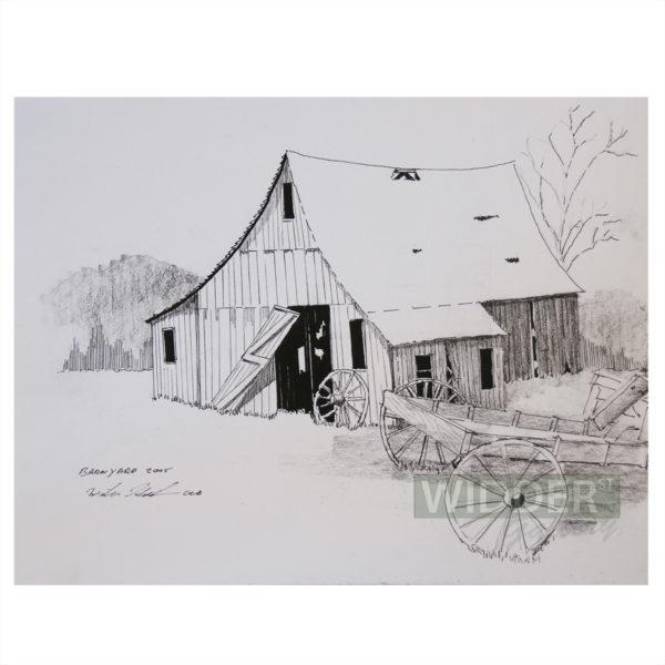 Wagon Wheel Barn