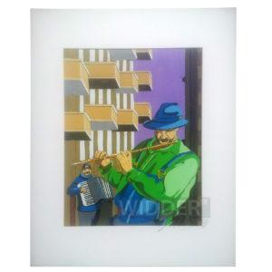 Flute Man