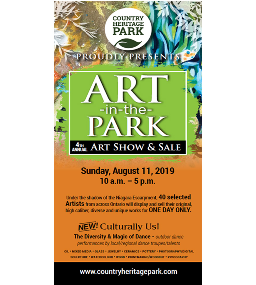 art in the park milton 2019