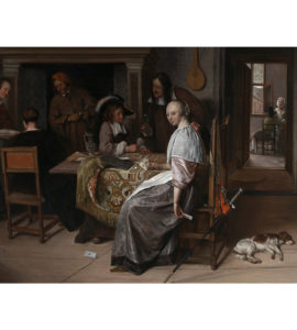 dutch golden age exhibition at the ROM